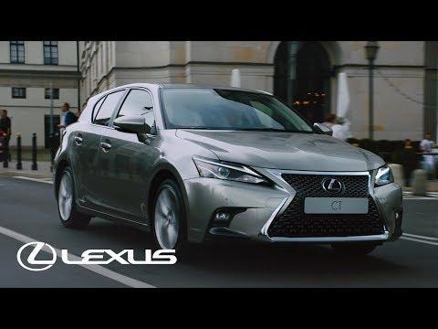 Lexus CT 200h – Självladdande elhybrid