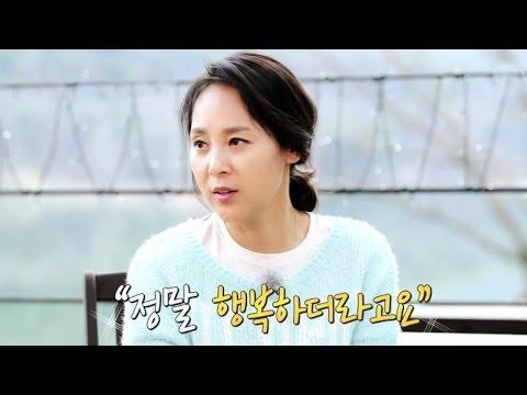 """전미선 """"남편, 삼시 세끼 패스트푸드"""" @SBS 식사하셨어요? 20160424"""