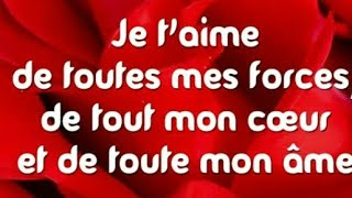 Citation Damour Wwwsms D Amour Poemecom