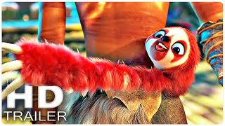 THE CROODS 2: A New Age Trailer (2020)
