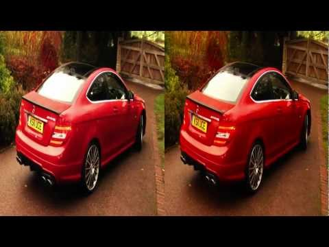 Car & Driving- Mercedes C63 AMG 3D trailer
