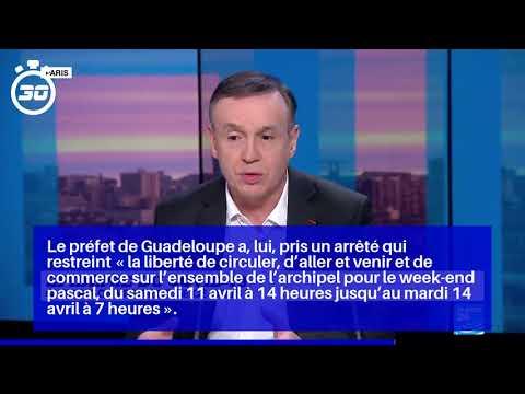 Coronavirus : en France, le bilan dépasse les 10 000 morts et les mesures pour éviter un relâ...
