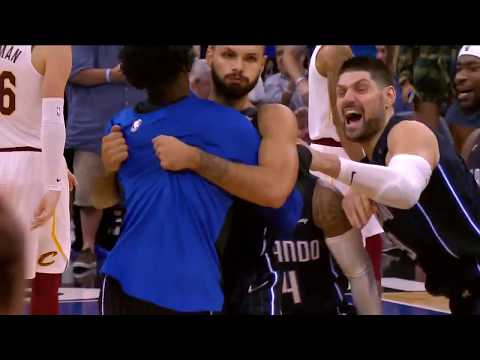 Evan Fournier's Buzzer Beater Wins It For The Magic! | November 5, 2018