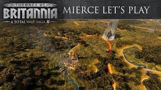 Total War Saga: Thrones of Britannia - Mierce Játékmenet