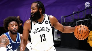 James Harden Highlights   23 Points vs. Los Angeles Lakers