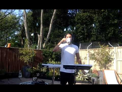 Kami Foxx Deep Chilled Ibiza House Live Percussion DJ Set