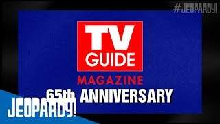TV Guide 65th Anniversary | JEOPARDY!