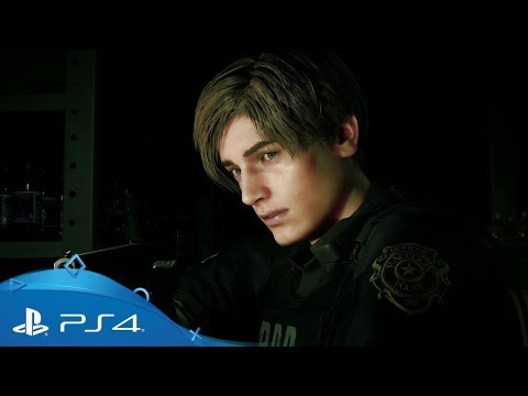 Resident Evil 2 | E3 2018: showcasetrailer | PS4