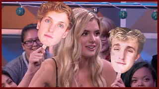HOW WELL DOES ALISSA VIOLET KNOW JAKE AND LOGAN PAUL?!