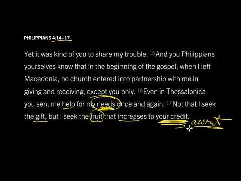 Philippians 1:20–26 // Should I Always Pursue My Own Joy?