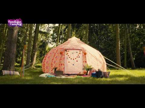 Boutique Camping Tents 4m Weekender Polyester Rundzelte - L.O.M
