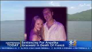 Sentencing For Angelika Graswald In Death Of Fiancé
