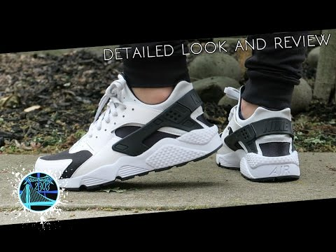 video Nike Air Huarache
