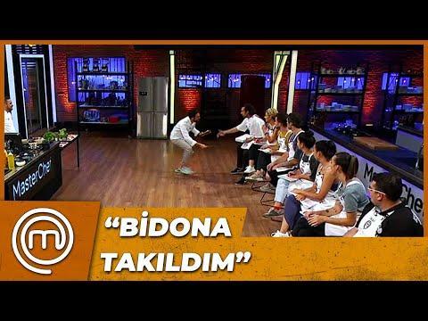 DANİLO ŞEF BARBAROS'U TİYE ALDI | MasterChef Türkiye 62. Bölüm