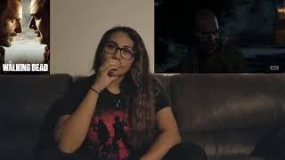 The Walking Dead Season 8 Episode 8 How It's Gotta Be REACTION Cynthia's Reaction S08e08 8x08 PART 2