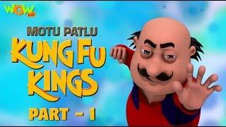 Motu Patlu Kungfu King Returns - Motu Patlu Movie - ENGLISH