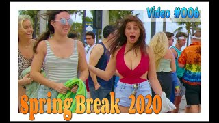 Spring Break 2020 / Fort Lauderdale Beach / Video #006