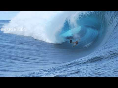 Dan Ryan, Bodyboard wipeout at Teahupoo Tahiti