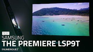 vidéo test Samsung LSP9T par Les Numeriques
