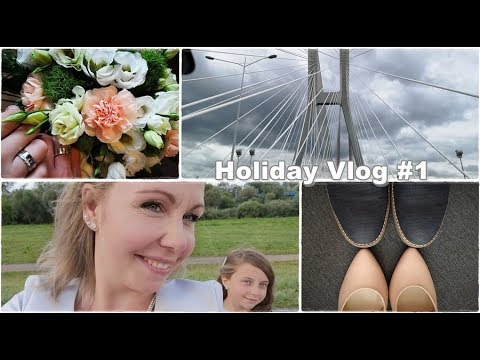 Holiday Vlog #1 Poland, Wedding, Car Trips, Family Time ♡ Maremi's Small Art ♡
