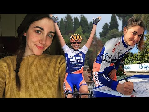 Laura Tomasi a Cicliste in streaming