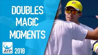 The Best Of | Doubles Moments From The 2018 ATP Tour Season
