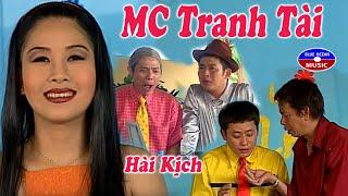 Hai MC Tranh Tai (Kieu Oanh, Tan Beo, Bao Chung, Trung Dan, Tan Bo)