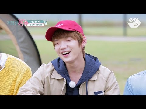 [JustBeJoyful JBJ] #3 JBJ teamwork game Bonus! Relay quiz Ep.6