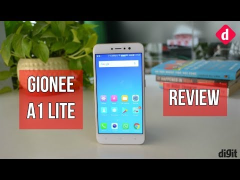 Gionee A1 Lite Review  Digitin