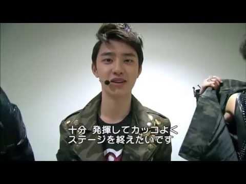 《EXO編》「SMTOWN THE STAGE―日本オリジナル版―」本編抜き