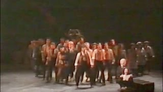 Martin Smith as Jean Valjean (Les Misérables - 1987)