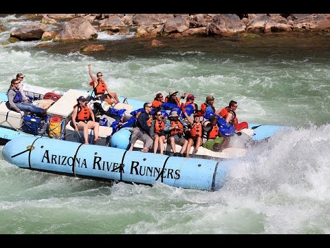 Grand Canyon Rafting Adventure