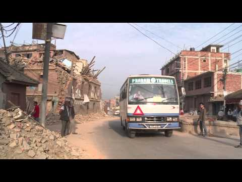 A Documentary on Earthquake Relief Centralised Kitchen