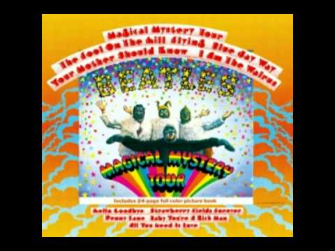 the beatles magical mystery tour full album 1967 youtube. Black Bedroom Furniture Sets. Home Design Ideas