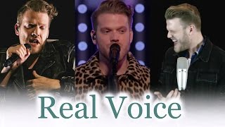 "Scott Hoying ""Real Voice"" (Live)"