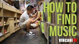 Feature on VincaniTV Video Blog: How to Find Good Music