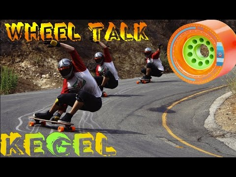 Orangatang Kegel Longboard Wheels 80A 80mm