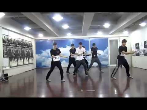 EXO-K - MAMA練習室完整版本