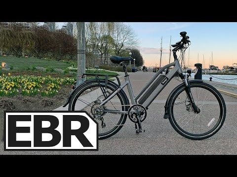 Amego Infinite Step-Thru Review - $2k Stylish, Approachable, Electric Bicycle