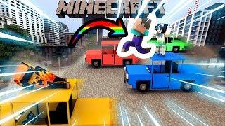 Khi Noob nhảy Parkour !!! Minecraft Parkour Map