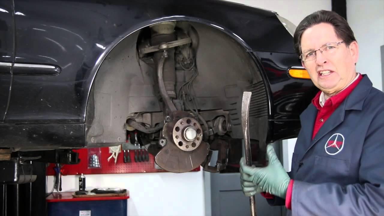 Diy Car Repair Quick Tip 4 Rubber Suspension Bushing