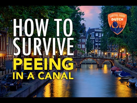 #7 - How peeing in a Dutch canal... could kill you. photo