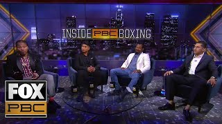 Shane Mosley, Josesito Lopez, Shawn Porter, & Mikey Garcia in fighters-only talk   INSIDE PBC BOXING