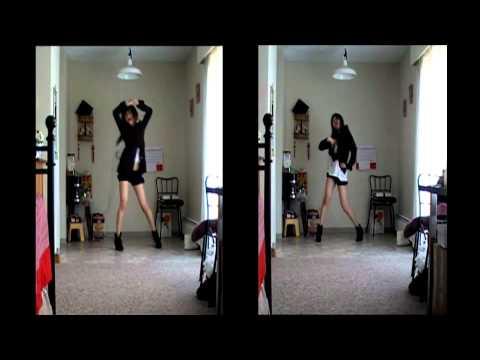 SNSD- Bad Girl Dance Cover