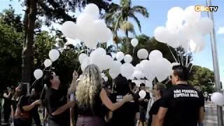 Vítimas da BR-116 recebem homenagem