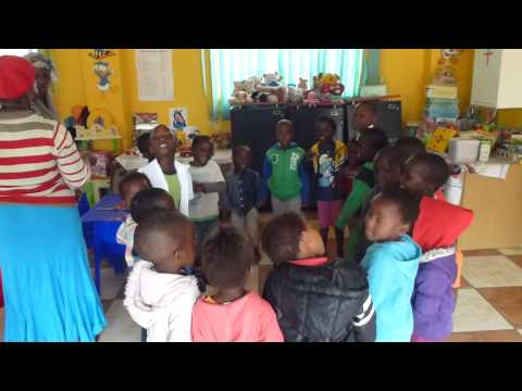 ARMSA Consulting visits the Qhakaza Cheshire Learning Centre