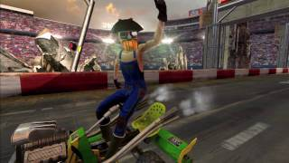 Jimmie Johnson's Anything with an Engine | gameplay trailer (2011) GDC 2011