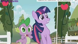 Twilight meets applejack  ( Friendship is magic ) | MLP : HD