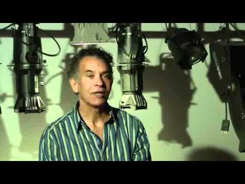 Brian Stokes Mitchell Backstage - YouTube