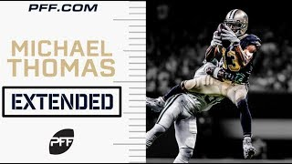 New Orleans Saints, Michael Thomas Contract Extension | PFF